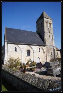 église d'Aizier