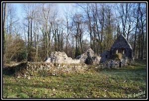 Chapelle de la léproserie St-Thomas