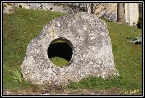 la pierre d'Aizier