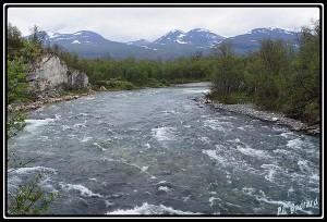 rivière Abisko