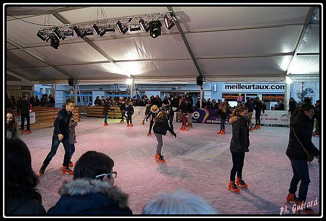 patinoire grands