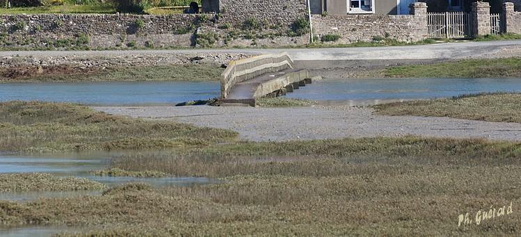petit pont dégagé