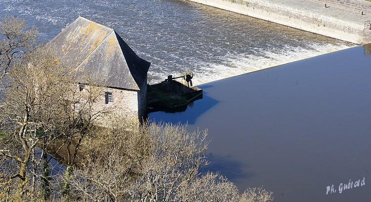 site du moulin du Boël