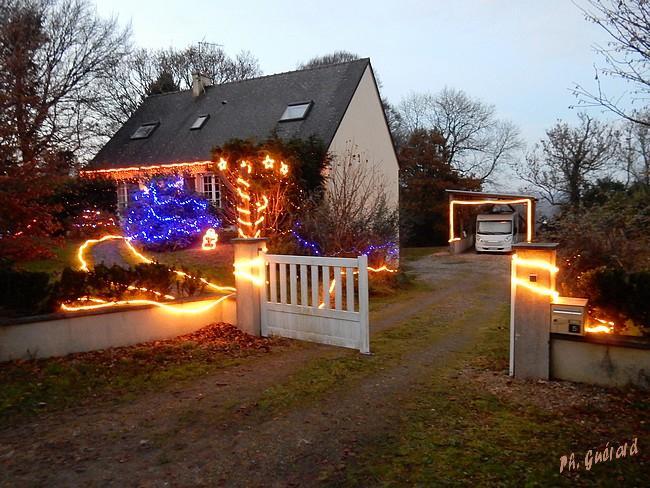 Décorations Noël 2016
