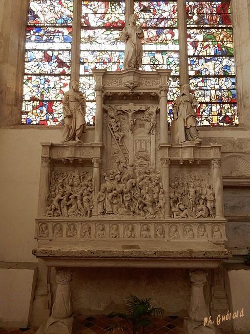 Chaource, retable du XVIème siècle