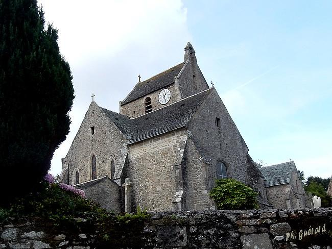 Église Omonville