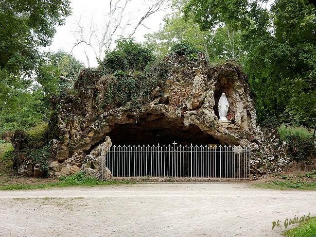Grotte dite de Lourdes