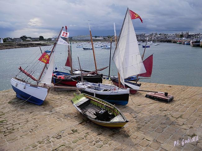 Anciens bateaux