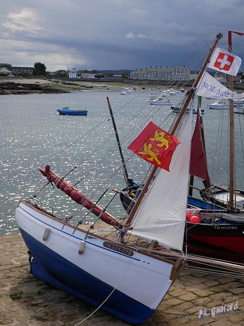 Un des anciens bateaux