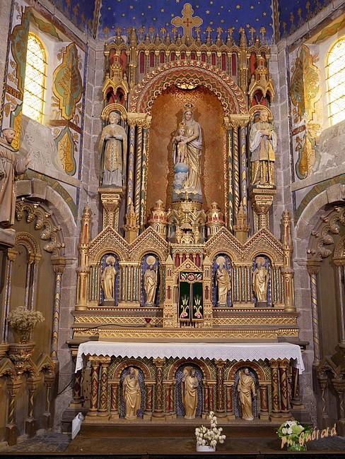 église de Barfleu