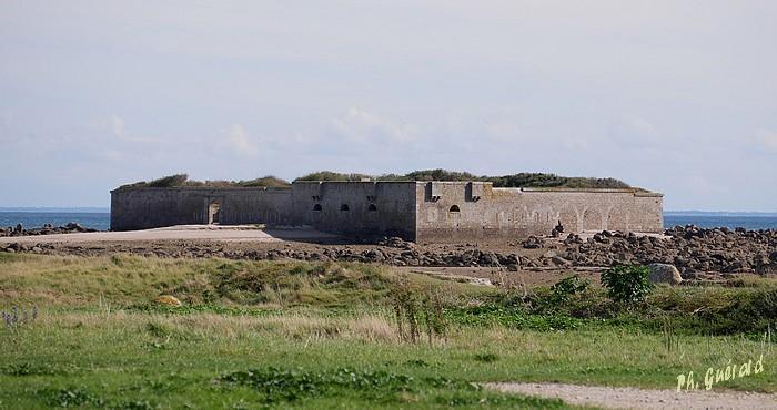 Le fort de l'îlet