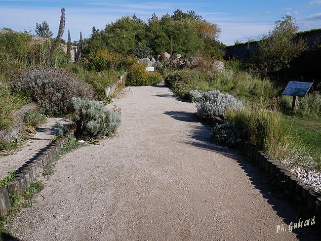 Un des jardins