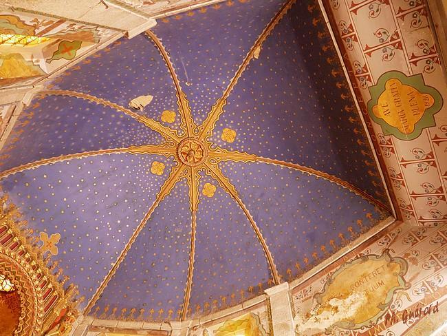 Plafond de la Circata