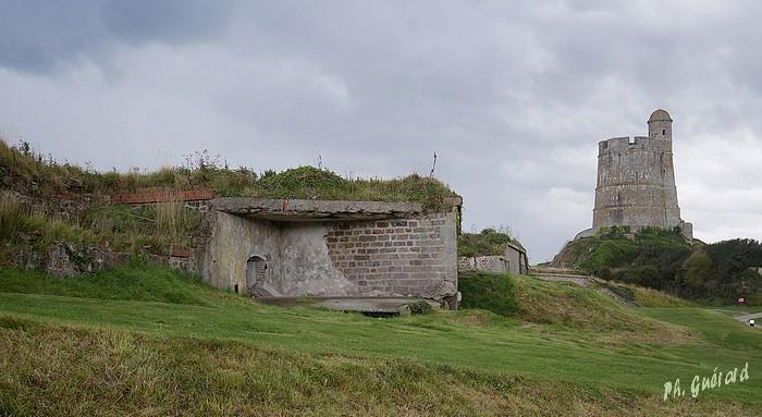 Blockhaus et la tour