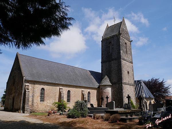 Église de Montaigu-la-Brisette