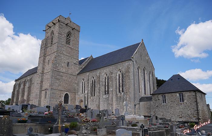 Église de Quettehou