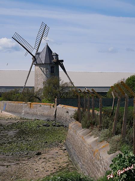 Moulin à St-Vaast