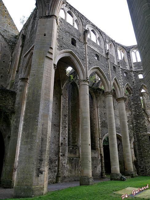 Église abbatiale de l'Abbaye d'Hambye