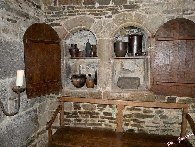 Vue intérieure des cuisines