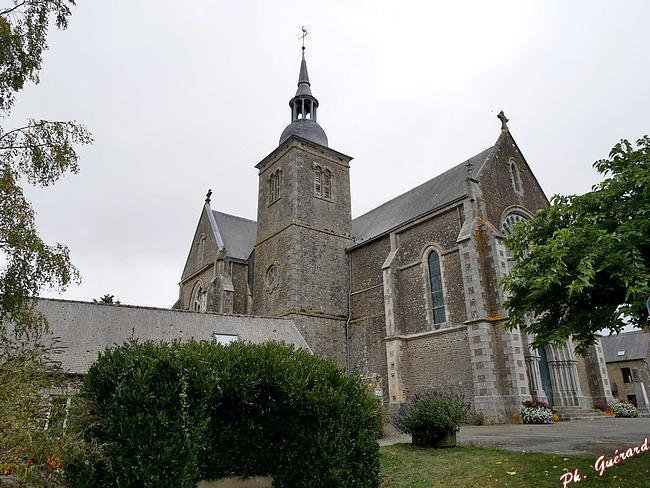 Église de Niort-la-Fontaine