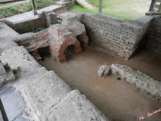 Bains du fort de Jublains