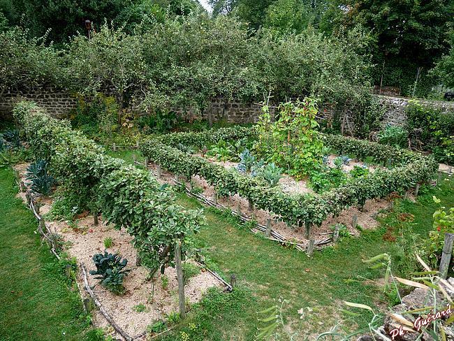Jardin Médiéval de Lassay