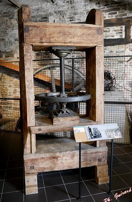 Petite presse à papier
