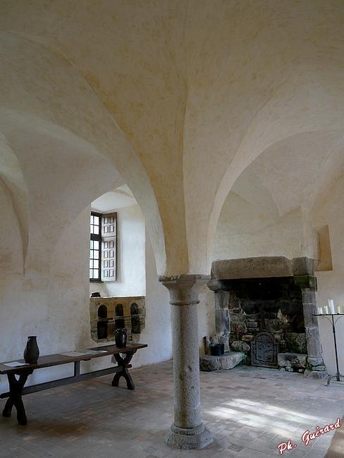 Salle des moines