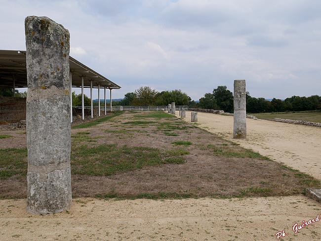 Temple de Jublains