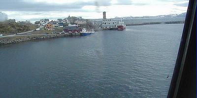 Webcam bâbord du Kong Harald