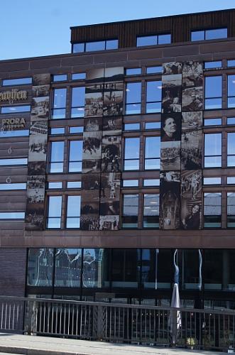 façade journalistique