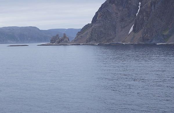 Finnkjerka, à Kjøllefjord