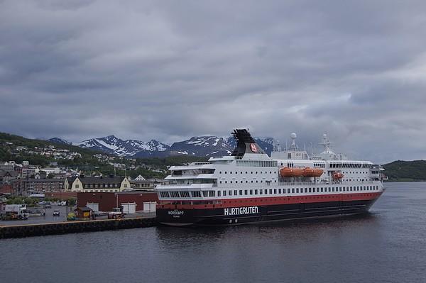 Nordkapp à Harstad