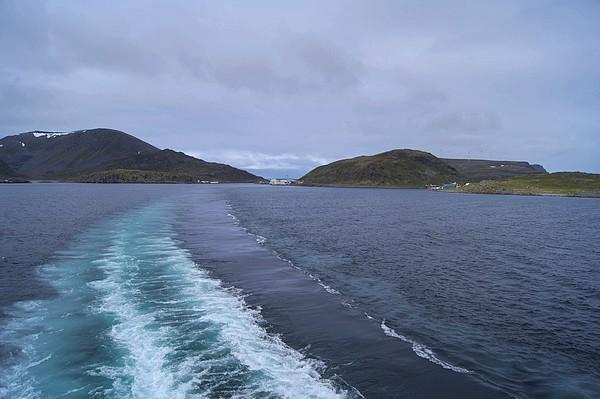 départ havoysund