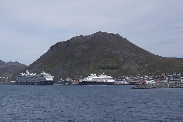 navire Honningsvag