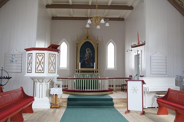 église honnigsvag