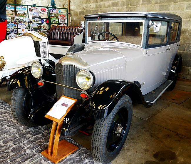 De Dion Bouton Type IW 1924