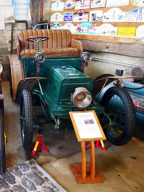 Darracq type voiturette 1898