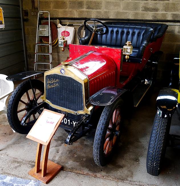 De Dion Bouton type EJ4 1914